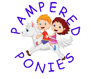 Pampered Ponies Logo