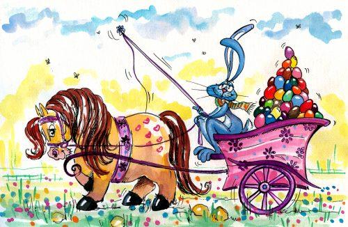 Easter Pony Fun